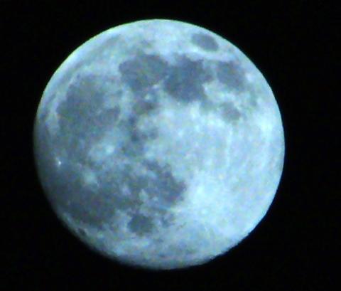 11月満月