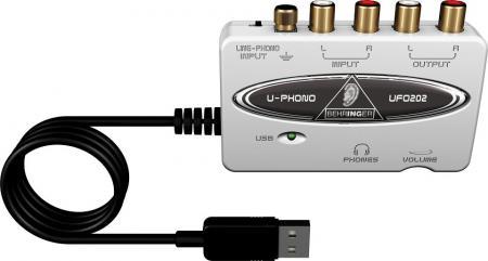 BEHRINGER UFO202 U-PHONO