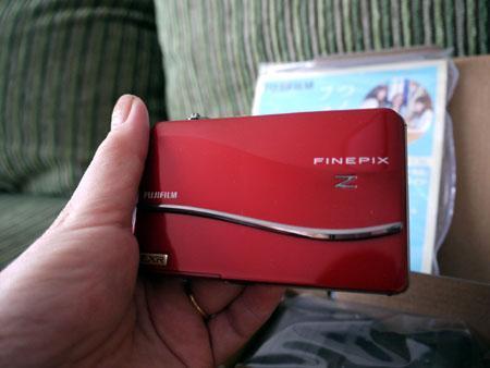 FinePix Z SeriesFinePix Z800EXR