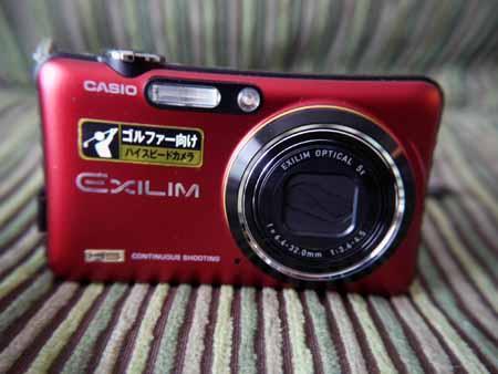 CASIO EXILIM EX-FC160S