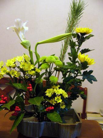 2009年お花