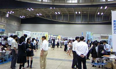 神奈川の高校展
