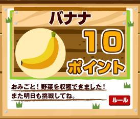 ECナビ ひっぱれ!ポイント畑 バナナ