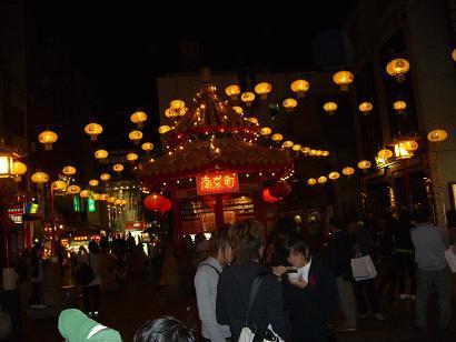南京町  2