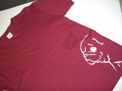 アズキさん Tシャツ