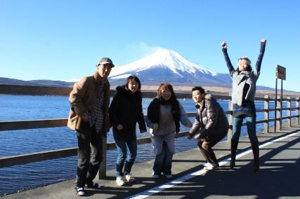 2010元旦富士山ジャンプ