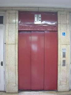 大阪府庁エレベータ