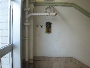 大阪府庁階段スペース