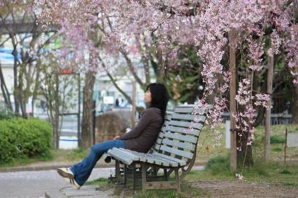 西猪名公園花見真紀