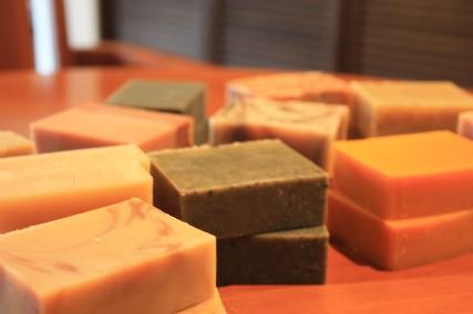 10春ロハス用soap