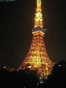 2010.7月東京タワー