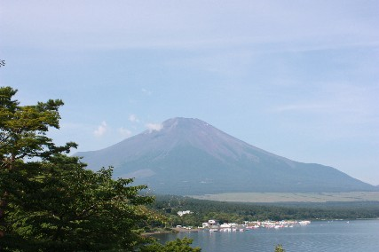 10夏山中湖