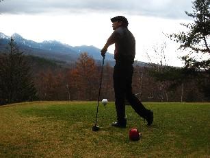 2010秋蓼科ゴルフ仁