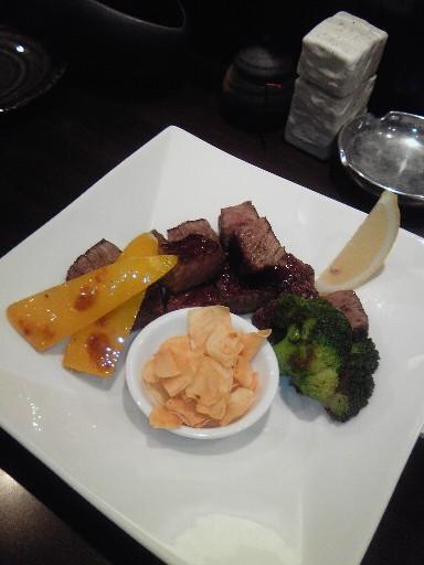 麻布十番ステーキ