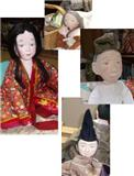 竹取物語人形