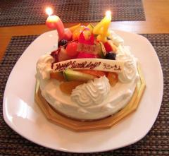 サプライズケーキ1103