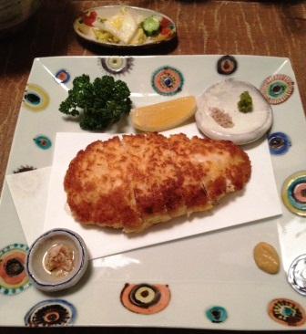 チーズチキンカツ1