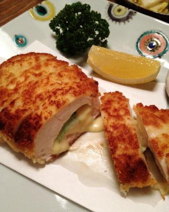 チーズチキンカツ2