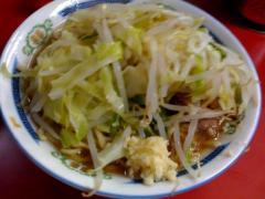 ラーメン二郎目黒店091128