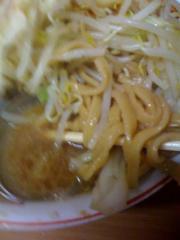 馬場二郎麺091207