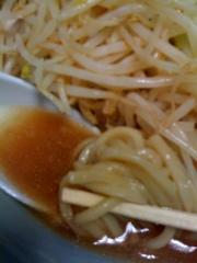 歌舞伎町二郎麺100104