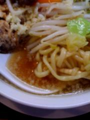 まるぎん二号麺100122