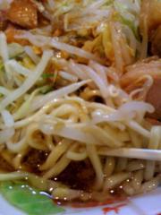 仙川二郎麺100129