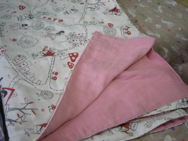 次女用ピンク