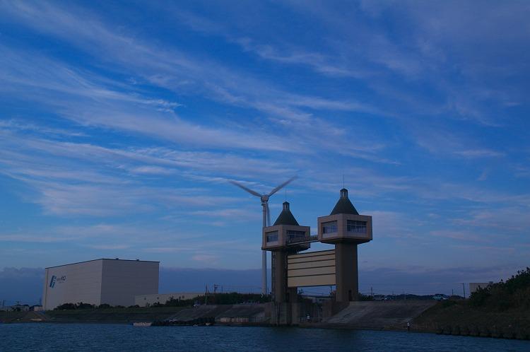秋風が渡る橋 2