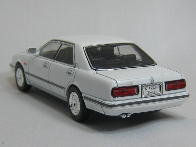 Dream garage nissan cima type limited 1 43 for Garage nissan terville 57