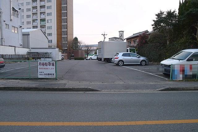 aoiku cafe第2駐車場04