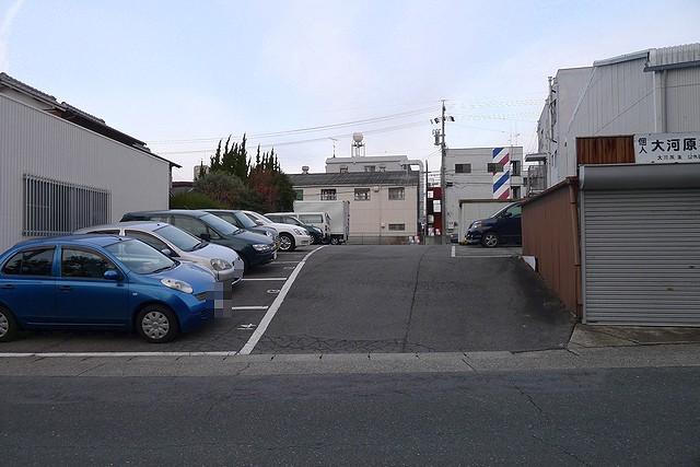 aoiku cafe第2駐車場03