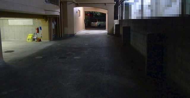 エーテル駐車場03