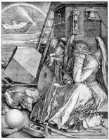 デューラー「メレンコリアMELENCOLIA」(1514)