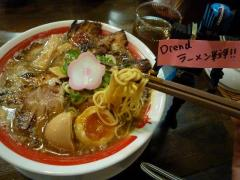 ディエンド+細麺2