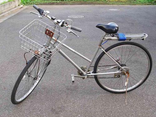 R0010864ボロ自転車0泊房総半島一周準備完了