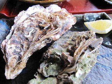 焼き牡蠣(≧▽≦)♪