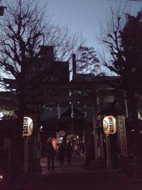 鉄砲洲神社
