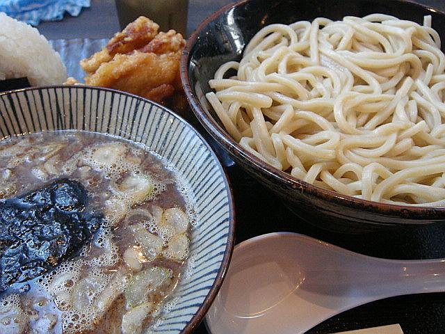 つけ麺セット@田多森