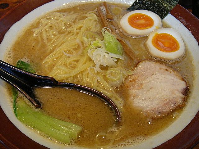中濃にぼし麺(大盛)@大八車