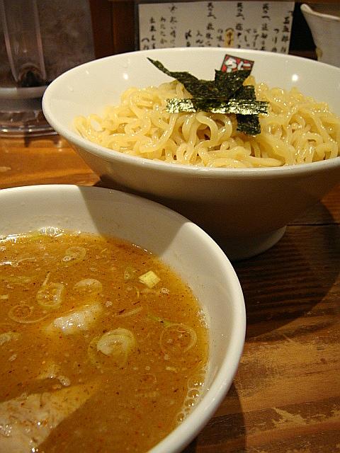 つけ麺(1.5玉)@玉五郎