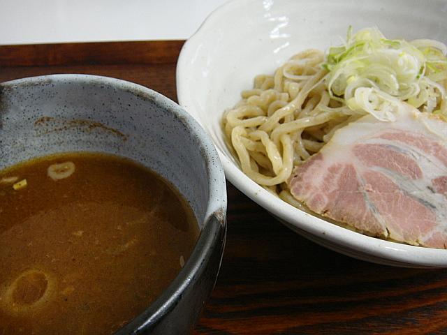 つけ麺(並)@忍八