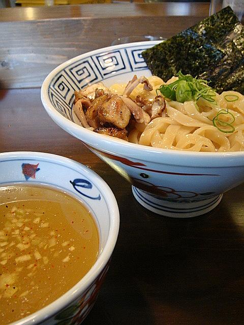 塩つけ麺@市屋麺