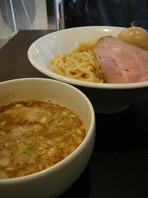 特性つけ麺@楽々