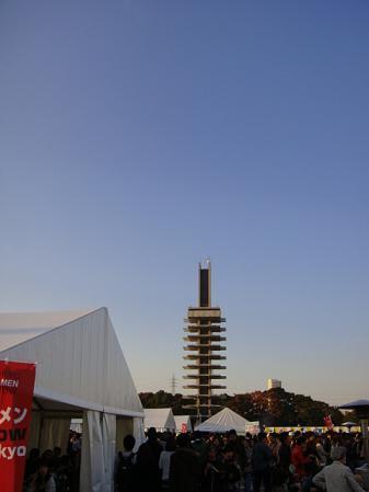 東京ラーメンショー@駒沢大学