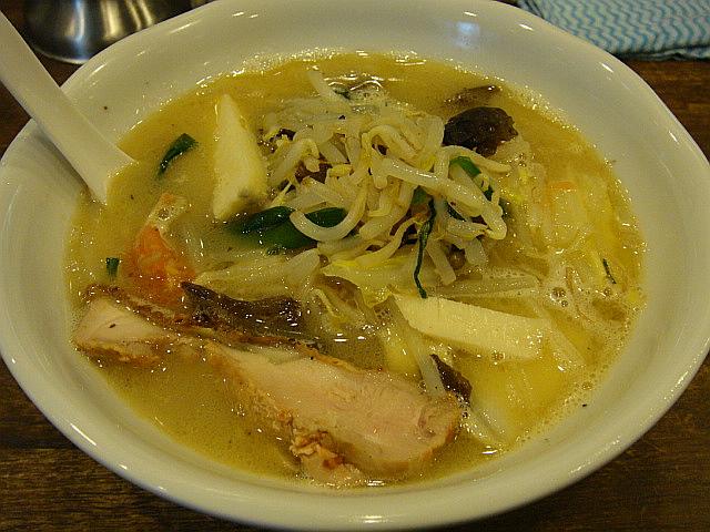 青山湯麺@づゅる麺 AOYAMA
