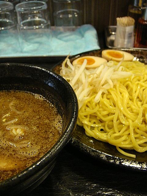 つけ麺(並)@麺屋 八兵衛