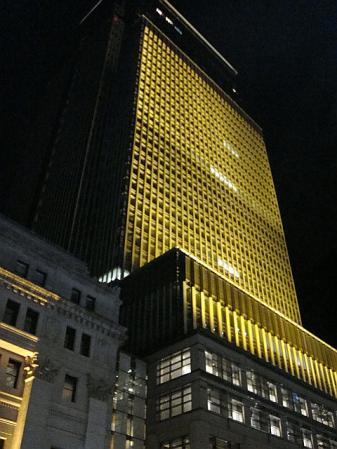 マンダリンホテル@三越前