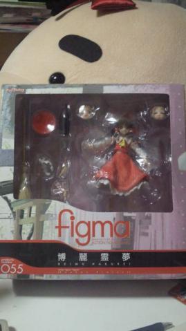 figma 博麗霊夢