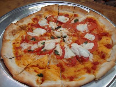 17 マルガリータピザ